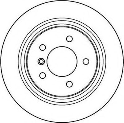 Фото тормозной диск vaico v2080075