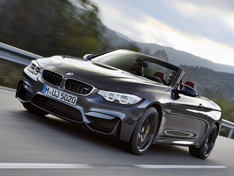 Опубликованы цены на кабриолет BMW M4