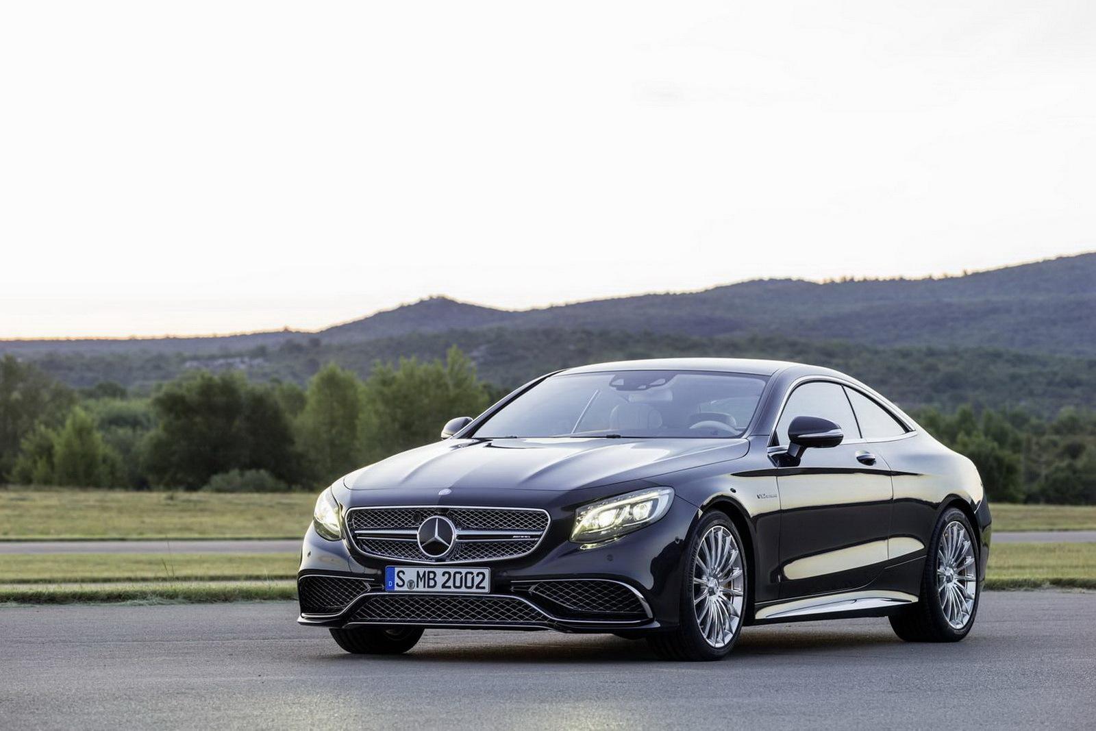 Купе Mercedes-Benz S-Class оснастили двигателем V12