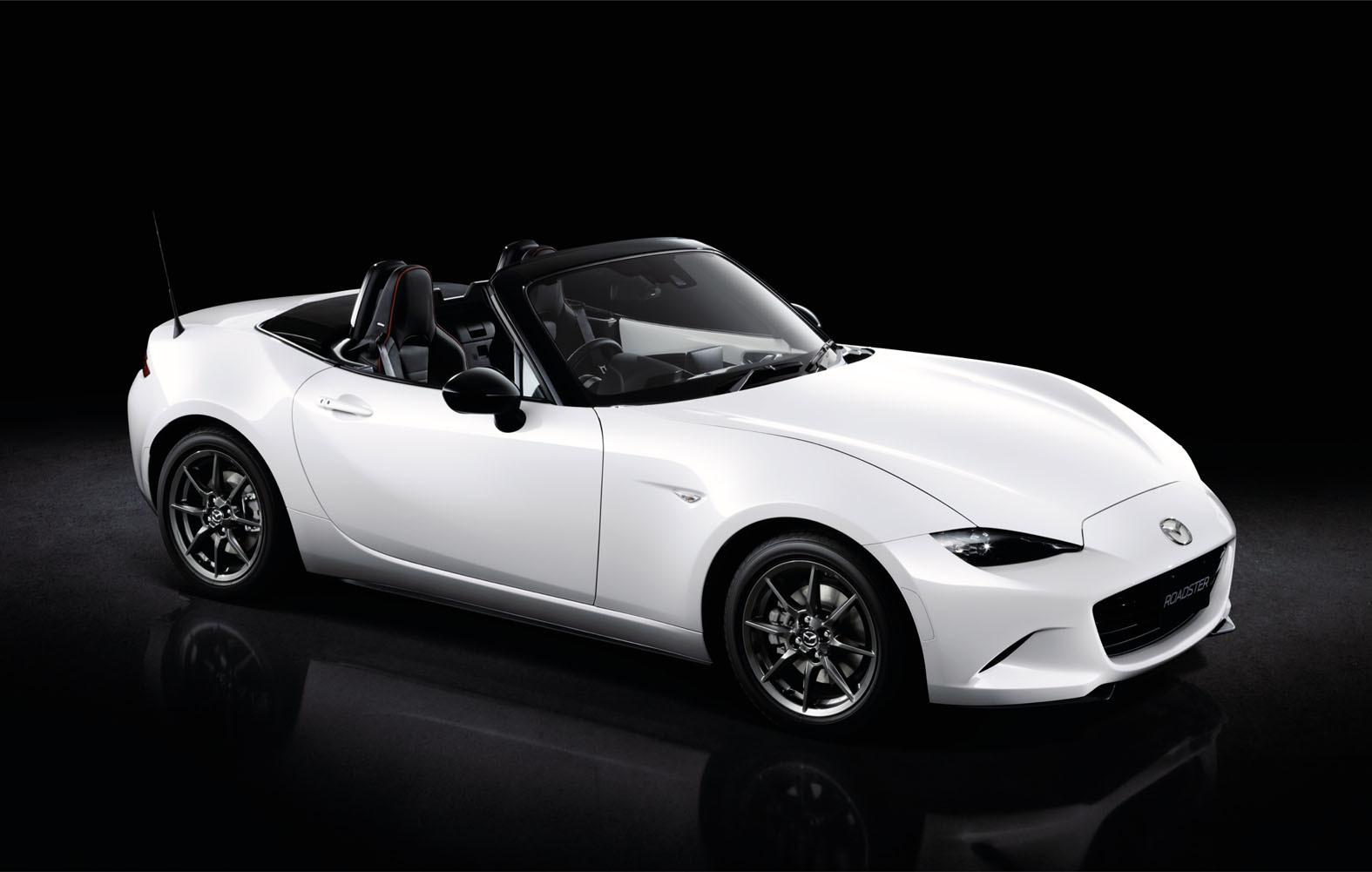 Mazda MX-5 RS: 1,5-литровый «атмосферник» и звуковой резонатор на впуске