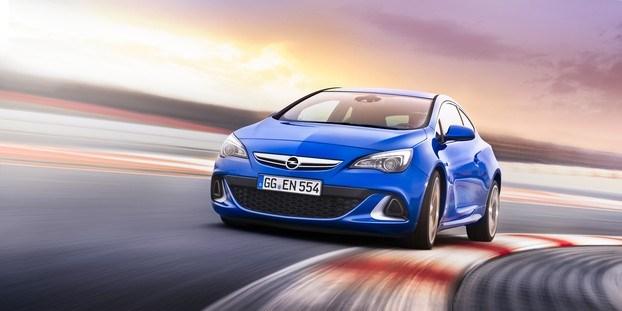 Opel привезет на шоу в Женеве новую версию Astra OPC