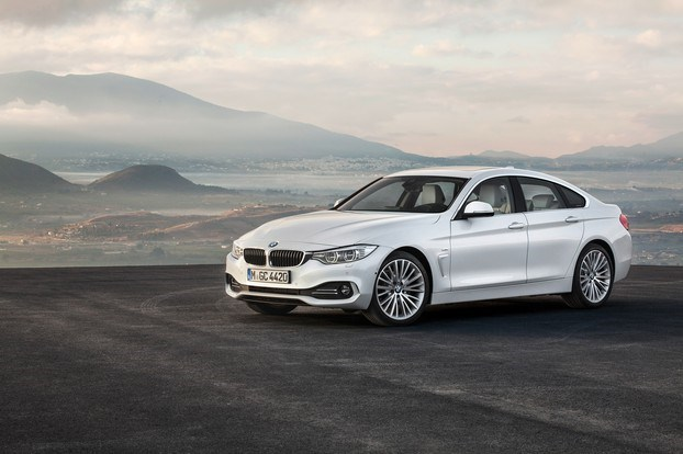 В 4 Серии BMW появилась пятидверка