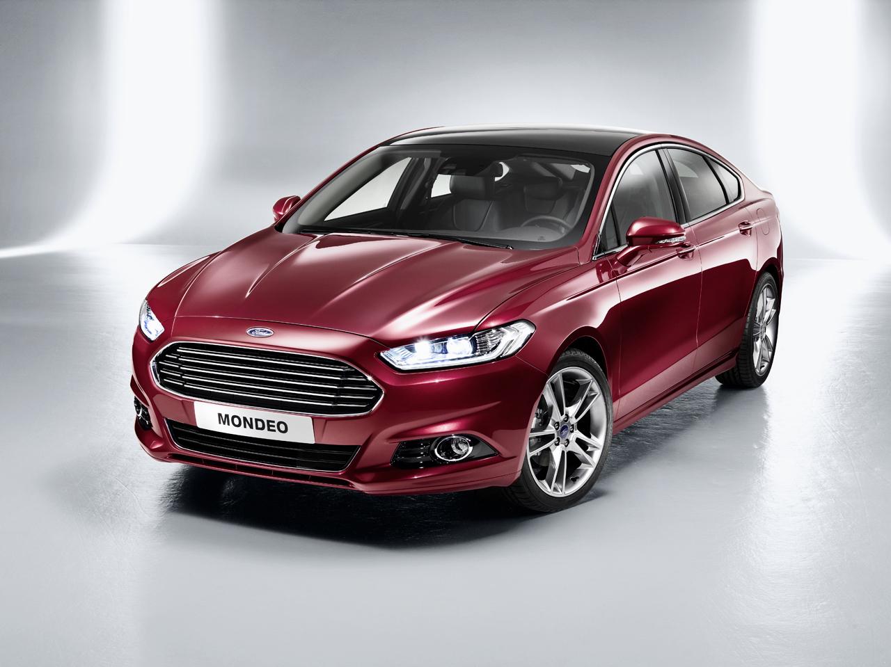Новые Ford Mondeo и Focus появятся в России в 2015 году