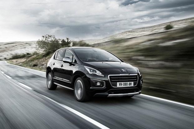 Peugeot 3008 везут в Россию