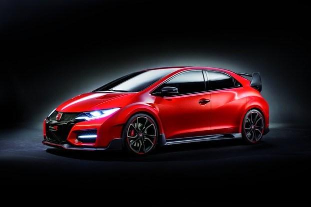 Стали известны новые подробности о серийном Honda Civic Type R