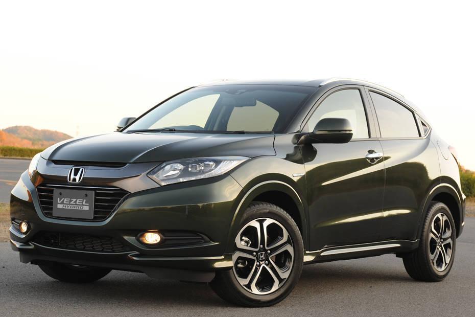 Продажи Honda Vezel в России начнутся в 2015 году