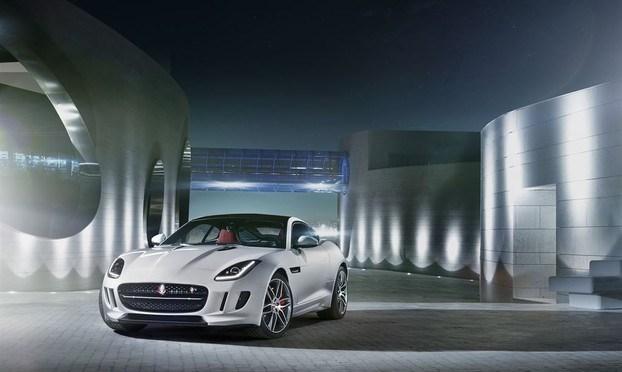 Купе Jaguar F-Type: теперь и в России