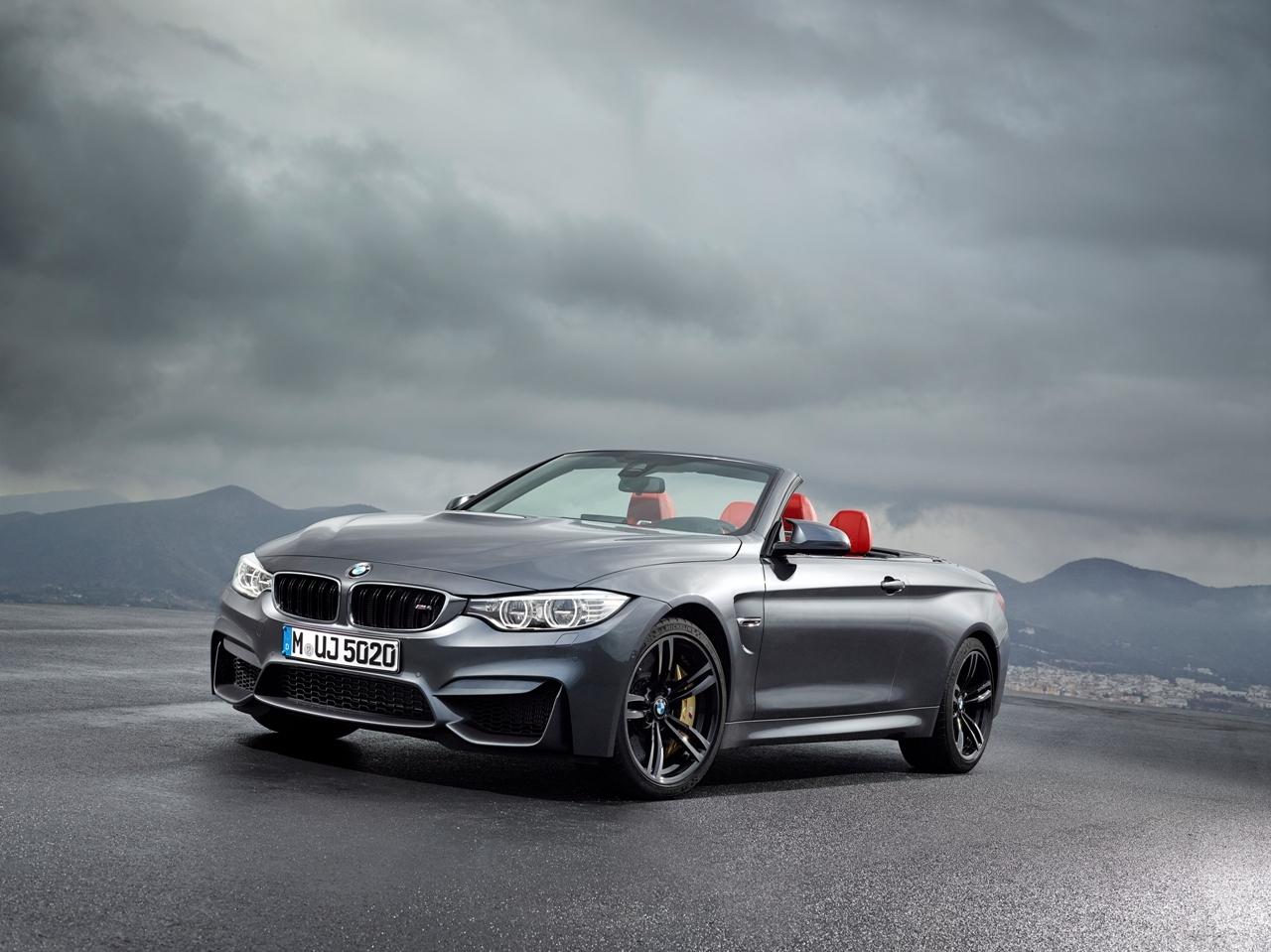 Компания BMW представила купе-кабриолет BMW M4