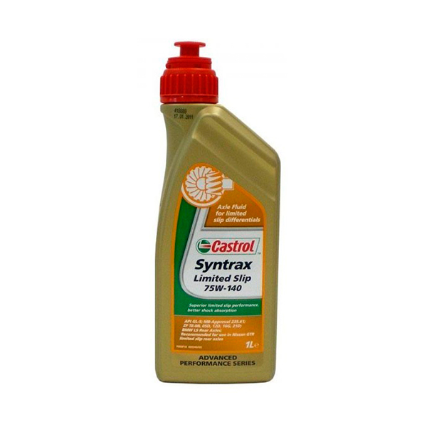 1543CD CASTROL Syntrax Limited Slip 75W-140 (1л)