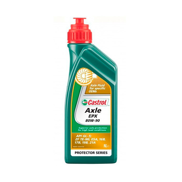 154CB7 CASTROL Axle epx 80w-90 (1л)