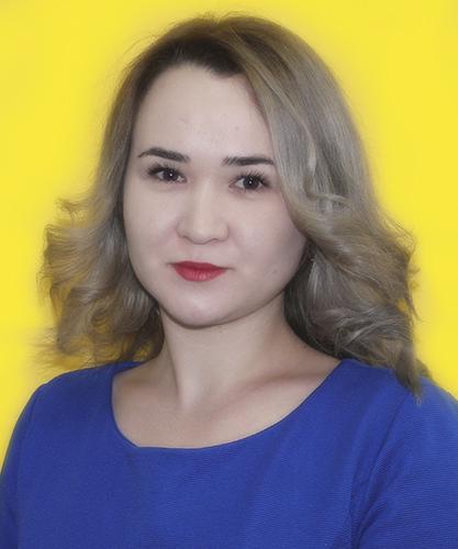 Полтавская Кристина