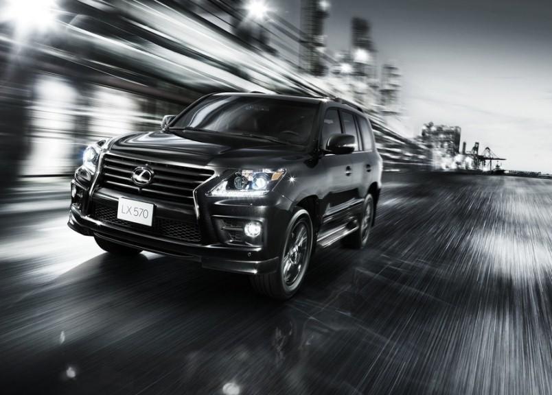 Lexus оснастит специальную версию LX570 механическим нагнетателем