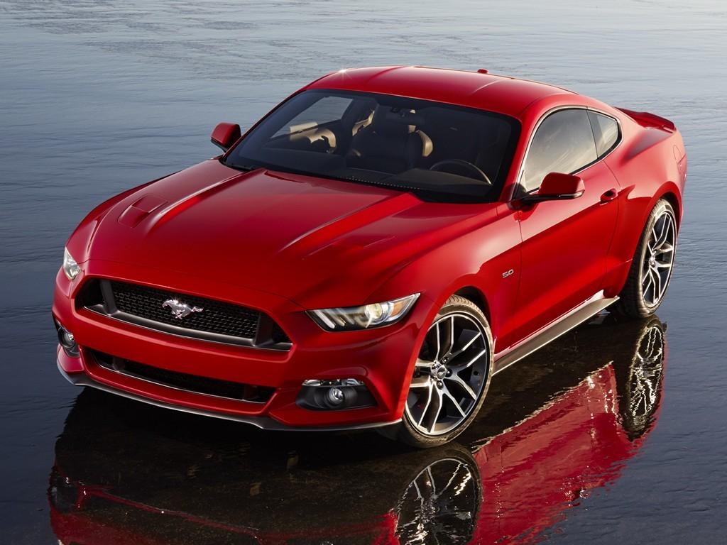Ford впервые предложит «Мустанг» на российском рынке