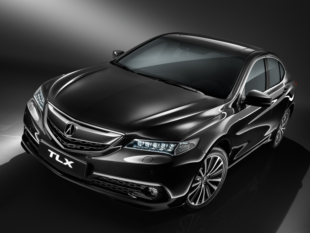 Стали известны цены на Acura TLX