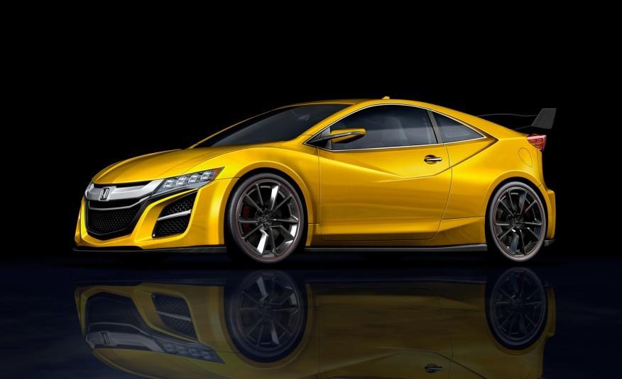 Хонда оснастит модели Civic и CR-Z следующего поколения турбомоторами