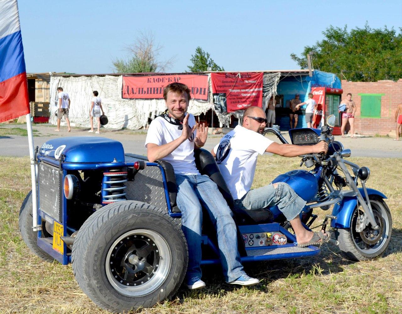 Компания ПихтинАвто приняла участие в байк фестивале!