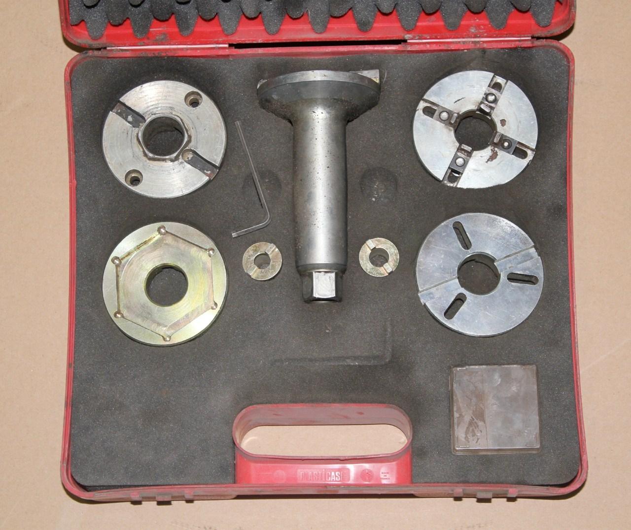 Инструментдляослаблениякрепленияамортизатора KL-0052-K