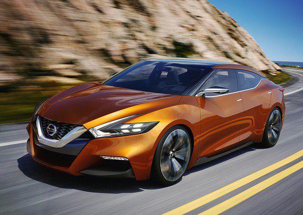 Будущее Nissan раскрывает концептуальный седан.