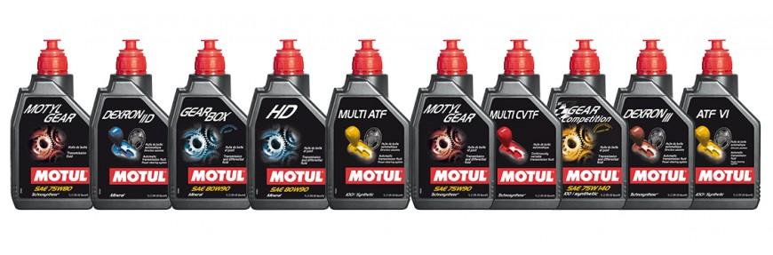 Акция! Снижение цены на трансмиссионые масла Motul!