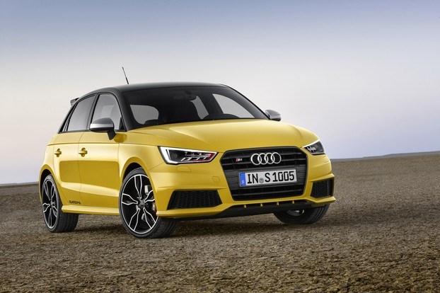 Audi везет в Женеву хот-хэтч S1